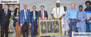 Invest in humanity, Ooni urges world leaders