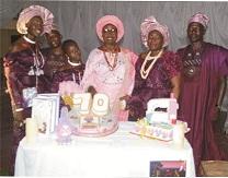 Lasebikan, others eulogise Princess Balogun @ 70