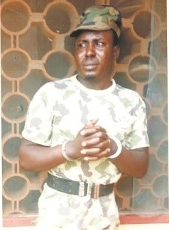 Man nabbed for impersonating DSS Director