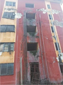 Poor state of Varsities hostels