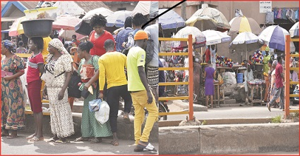 Govt reads riot act to Oja-Oba traders