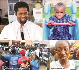 Missing child: Deji summons Sotitobire