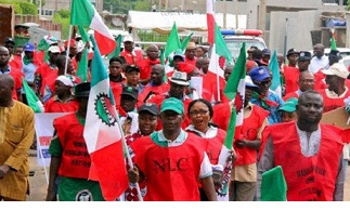 Pay minimum wage, stop sacking our members, NLC tells Fayemi