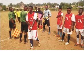 Owanikin Cup: Rising stars ,Ages FC share spoils
