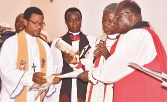 Akinbiyi commissions Chapel of Grace