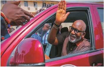 Akeredolu's long walk to rid Ondo of crime