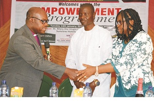 Foundation empowers women, pays exam fees for indigents, orphans
