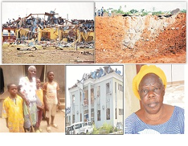 Akure explosion: Victims appeal for government support