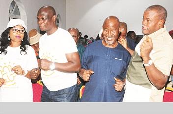 Gov's 2nd term bid, divine project –Bishop