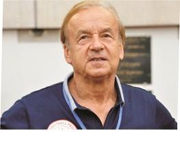 Rohr denies link with Gabon