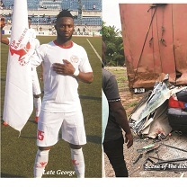 Sunshine Stars condole with Rangers over player's death