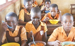 School feeding: 'Give govt benefit of doubt'