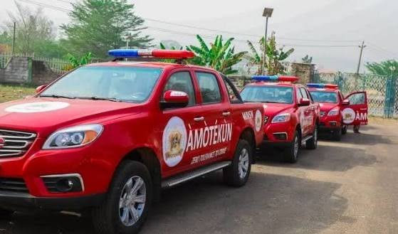 Amotekun Corps: 8,500 applicants  jostle for recruitment in Osun