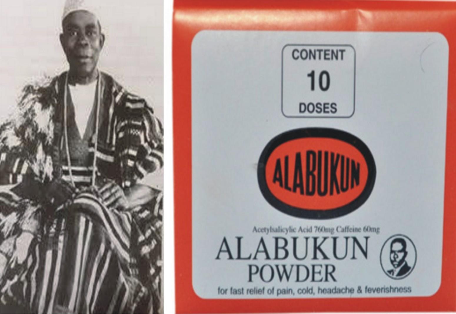 Jacob Odulate, the man who invented Alabukun powder