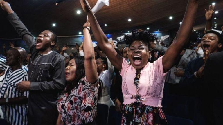 Joy, caution as churches, mosques re-open