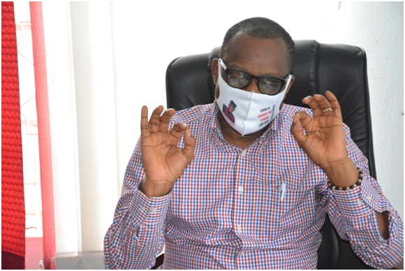I demand free and  fair election -Jegede