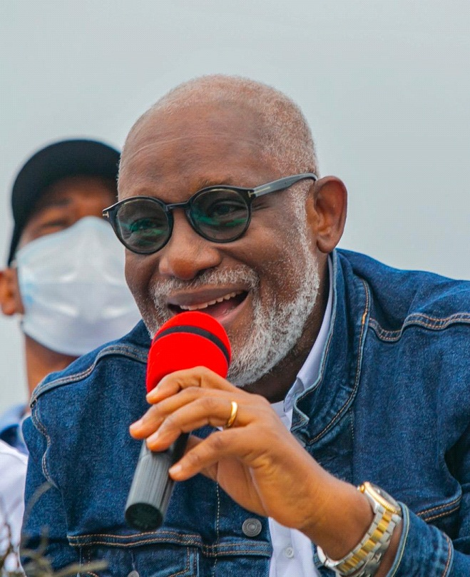 Akeredolu commissions isolation centre