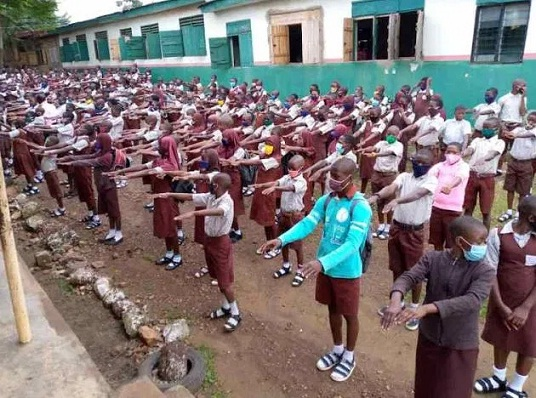 Osun teachers, students commended on COVID-19 guidelines