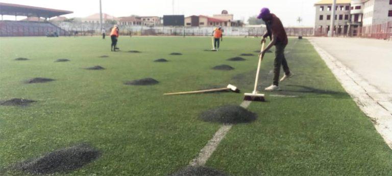 NPFL 2020/21: Renovation of Akure stadium begins