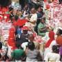 Celebrating Christmas amid recession