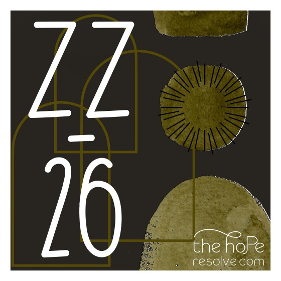 ZZ-26 by The Hope Resolve