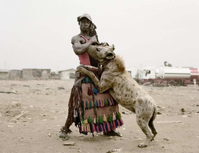 The Hyena Men of Nigeria & the one thing they are afraid of