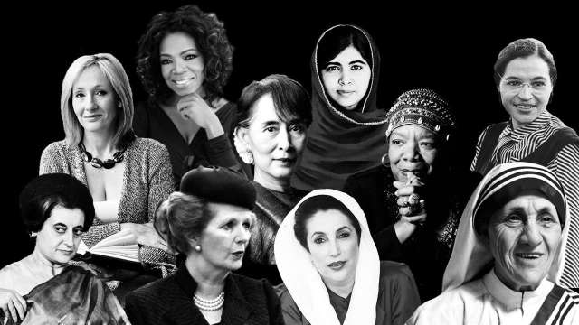 Inspiring quotes by Women who changed the course of History