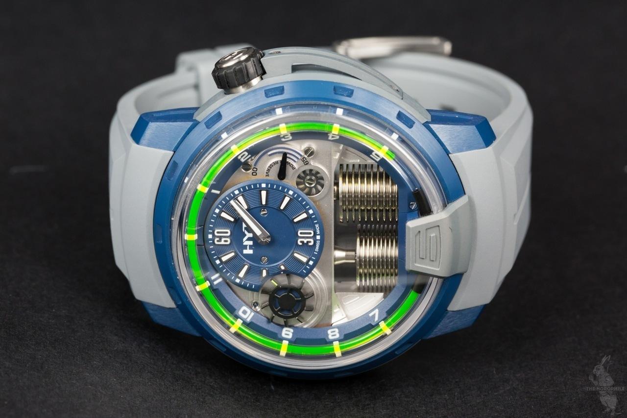 HYT H1 Alumen Blue