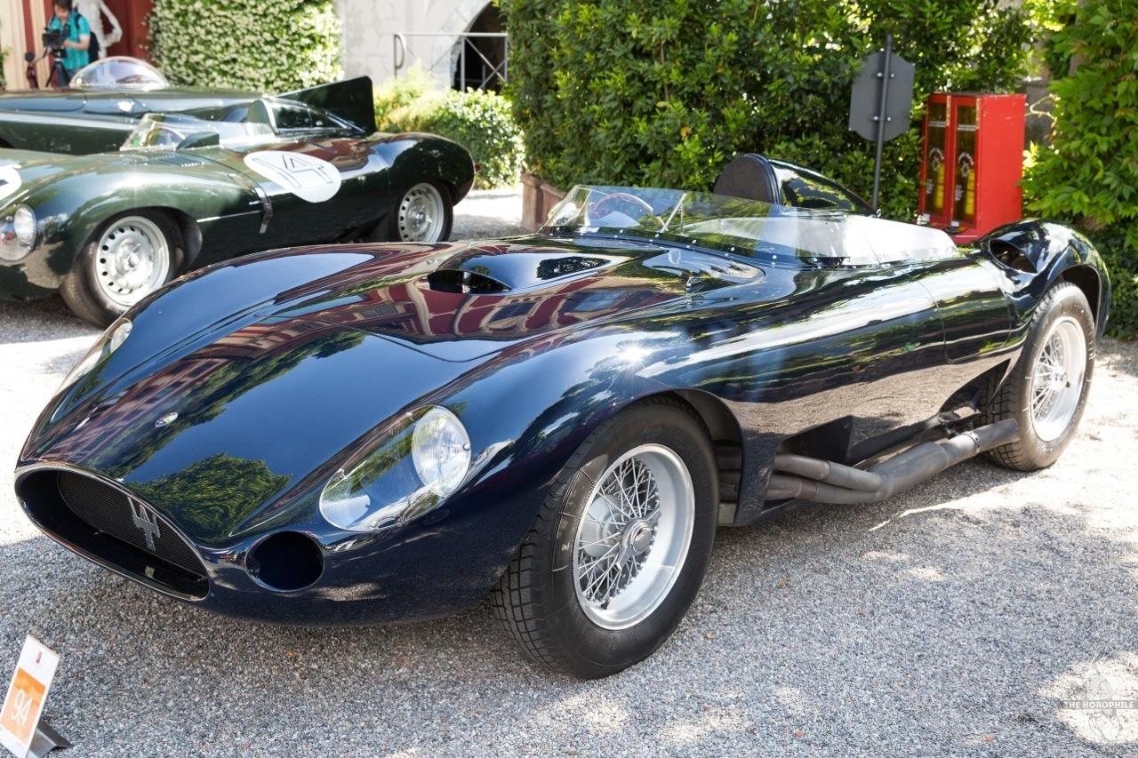 Maserati 450 S Concorso d'Eleganza Villa d'Este 2014