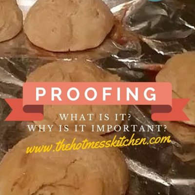 "The ""Proof"" in Baking"