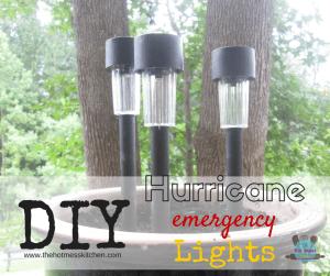 Hurricane Emergency Lights