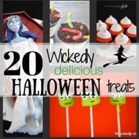 20 Wickedly Delicious Halloween Treats