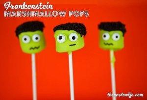 frankenstein-pops