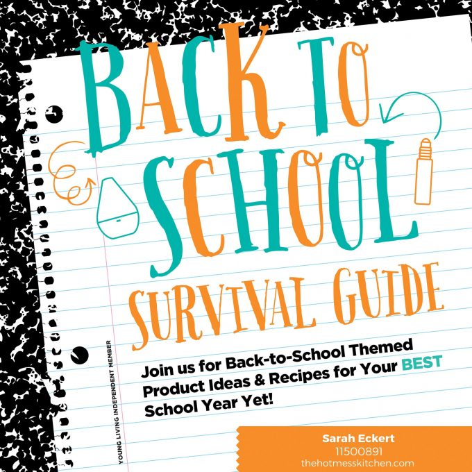 Back to School - thehotmesskitchen