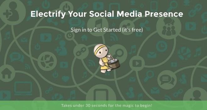 free social media marketing tool
