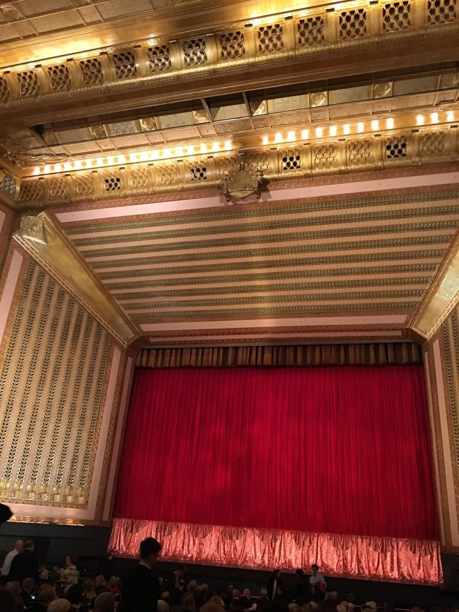 Nights out in Chicago: Carmen at the Lyric Opera
