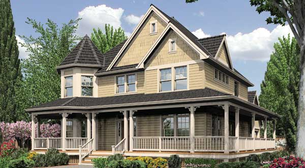 Vernon 2614 3 Bedrooms And 2 Baths The House Designers