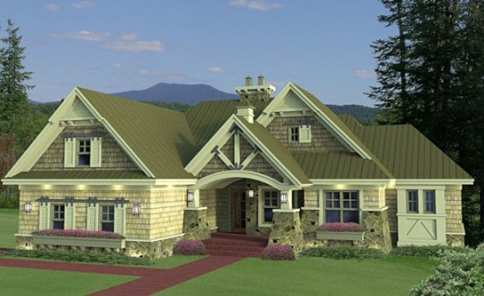 North Carolina House Plans View House Plan 9554