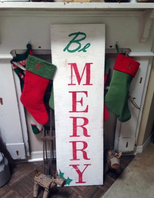 Reader DIY Christmas Project