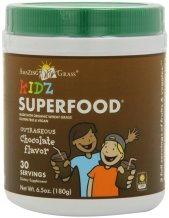 25 Superfoods that your kids might actually eat.