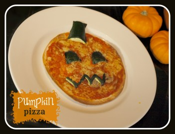 Pumpkin Pizza & 25 other Superfoods (+recipes) that your family will love