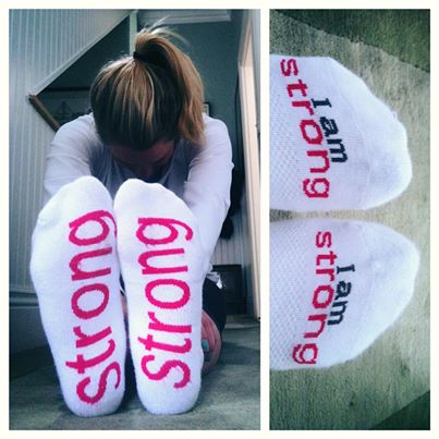 Adore this line of socks! They are the perfect gift for...anybody!