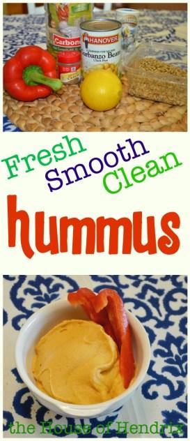 Best Hummus Ever!