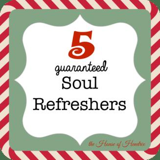Soul refreshersfb