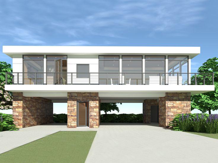 Carport Plans Unique Carport Apartment Plan 052G 0016