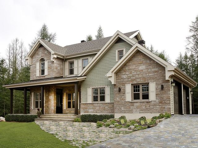 Country House Plans   Two Story Country Home Plan  027H 0339 at     Country House Plan  027H 0339