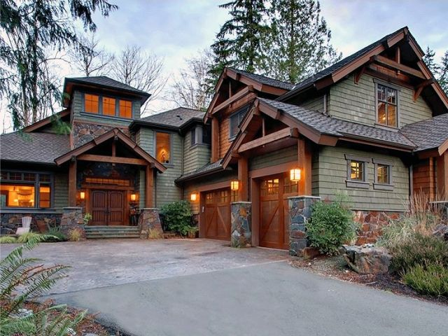 Craftsman House Plans   The House Plan Shop About Craftsman Style House Plans