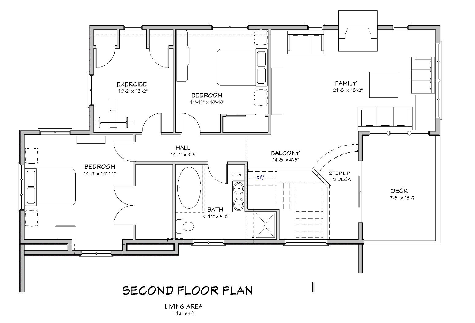 The Penobscot Country House Plan D64 The House