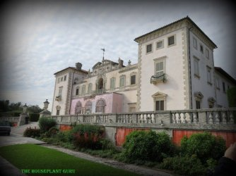 The front of Vizcaya