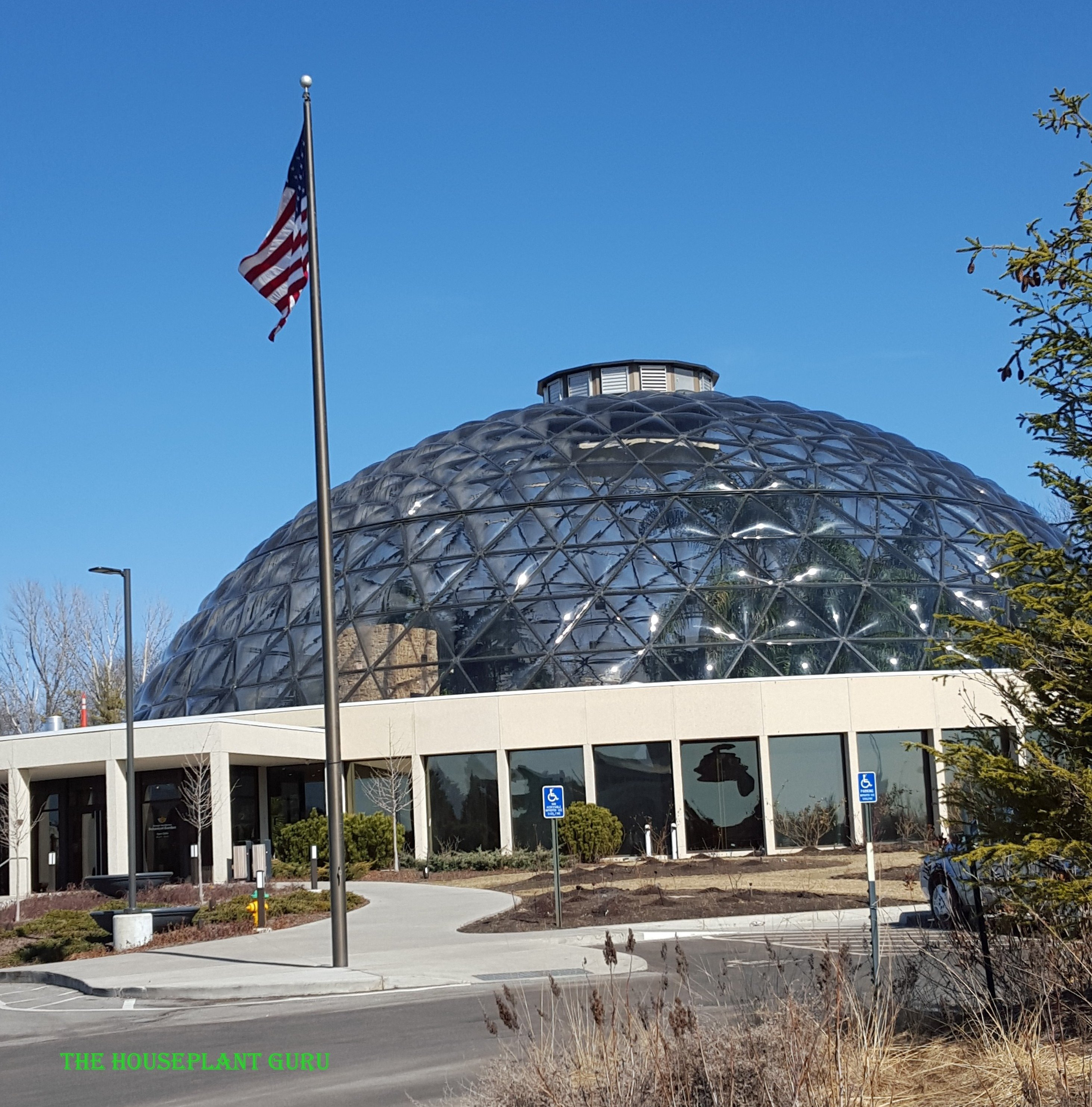 The Greater Des Moines Botanical Garden